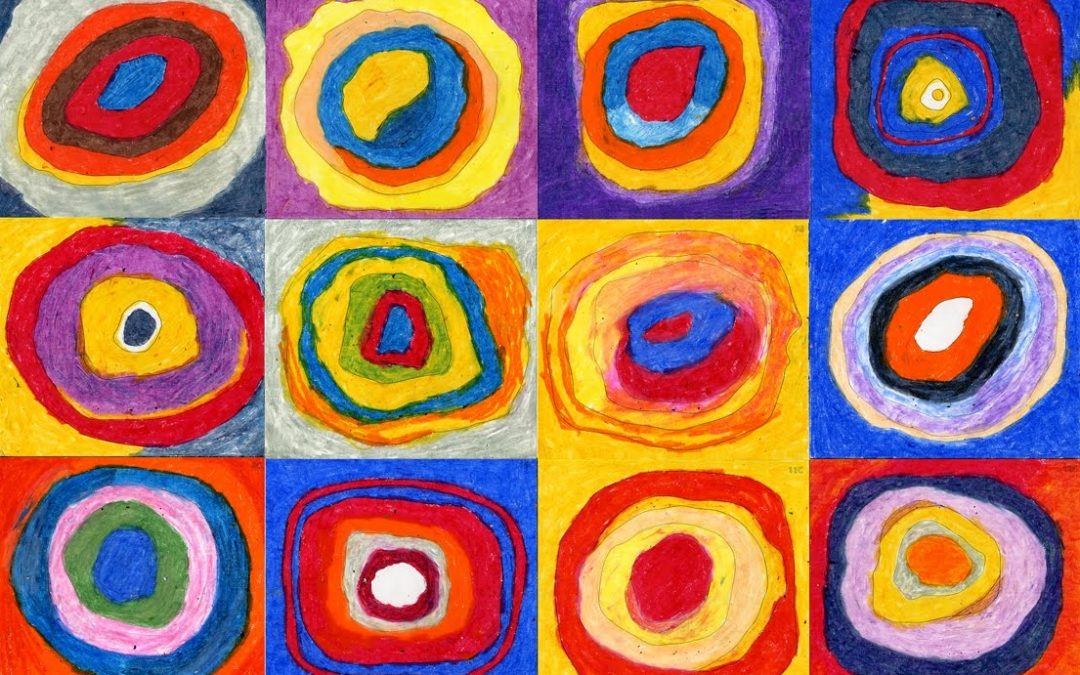 Il colore: forma di comunicazione nell'arte e in natura